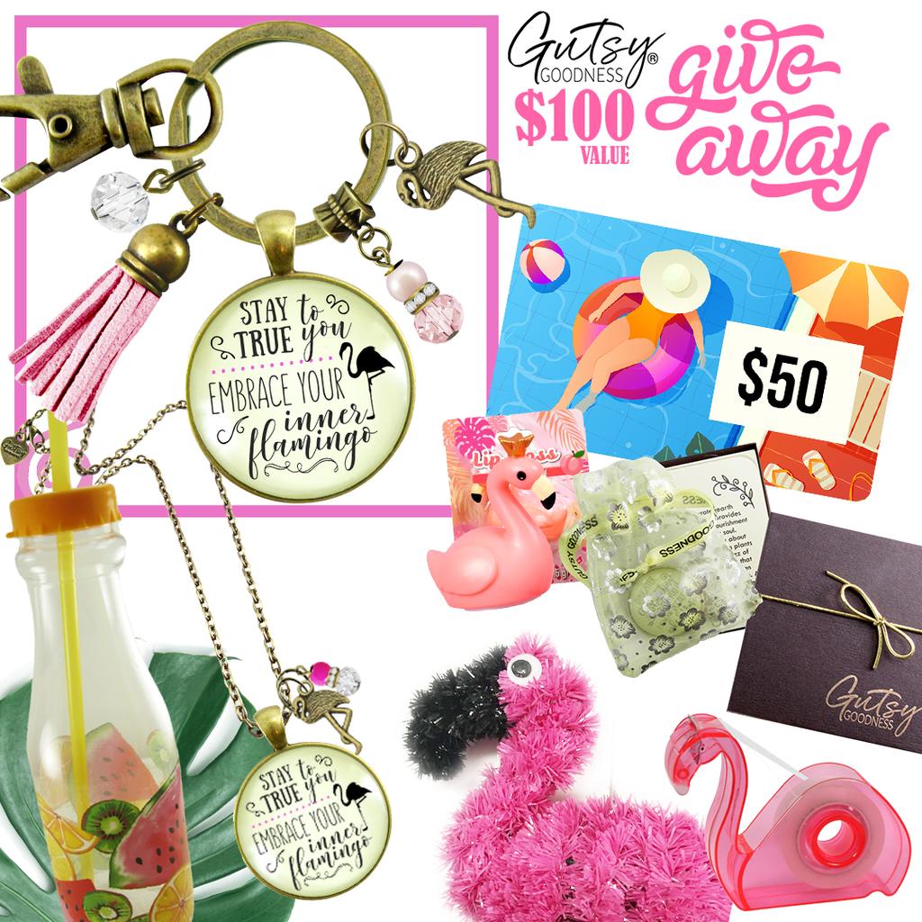 Flamingo Giveaway