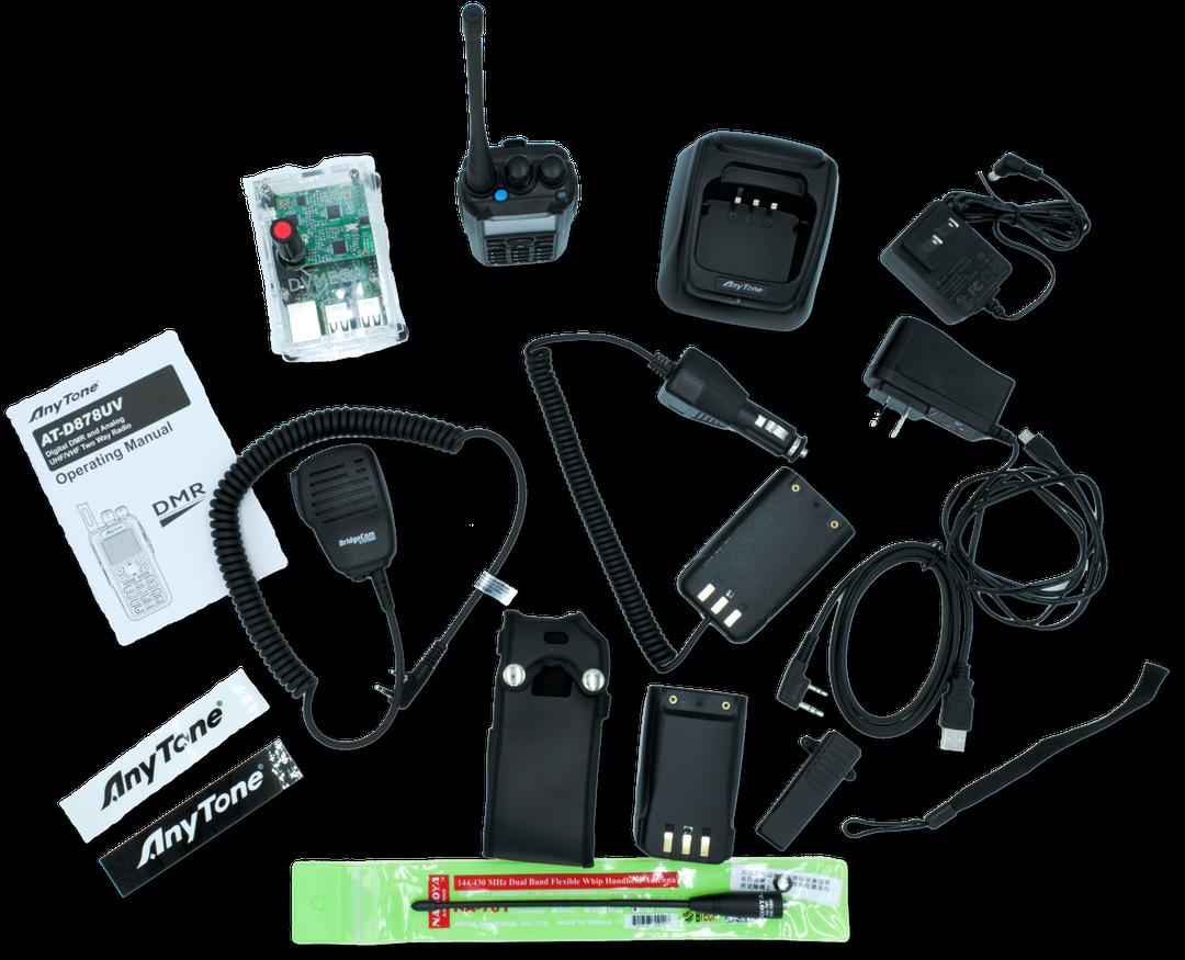 BridgeCom's DMR plug and play package