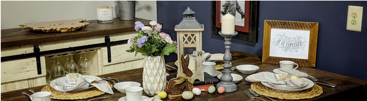 how to add the perfect table centerpiece