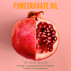 pomegranate seed benefits for skin, health and beauty