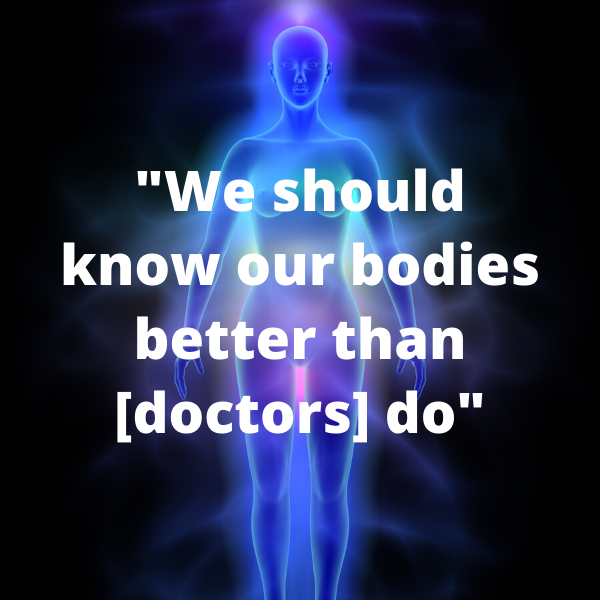 Dr. Dixon quote