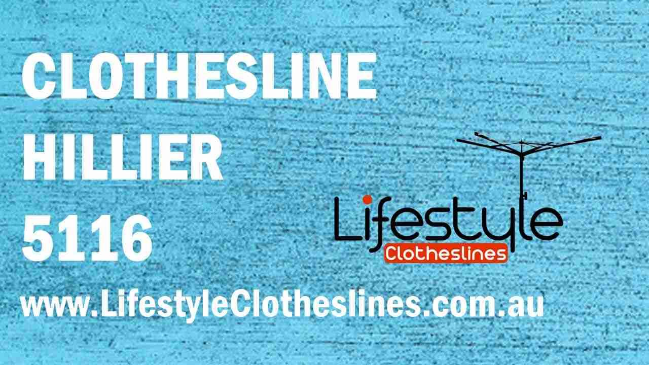 Clothesline Hillier 5116 SA