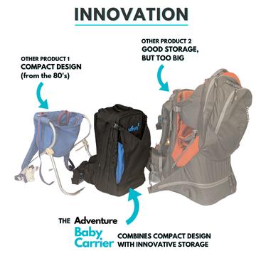 innovative carrier design