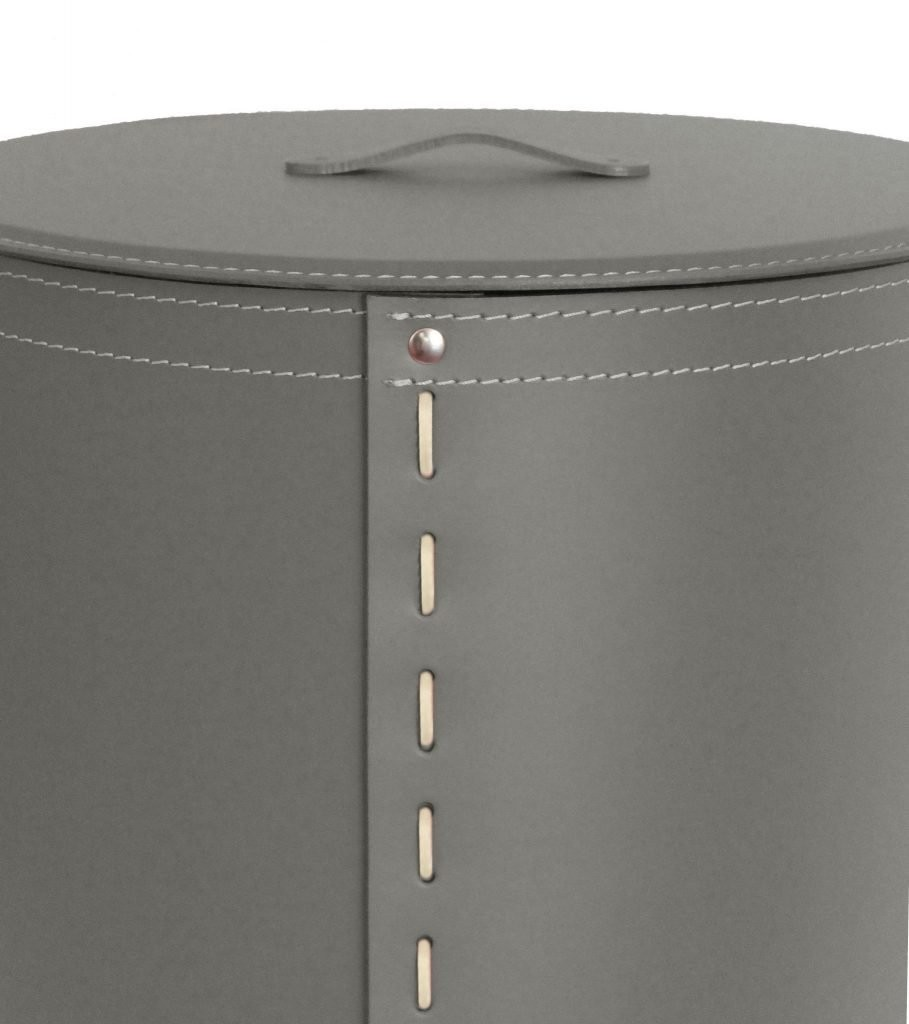 contemporary laundry hamper