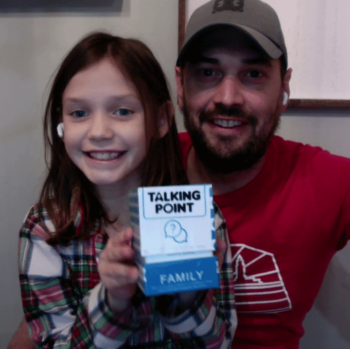 Talking Point Cards - FAMILY Edition