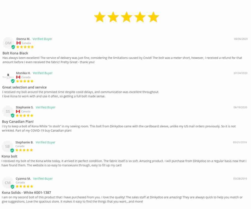 kona solids reviews canada