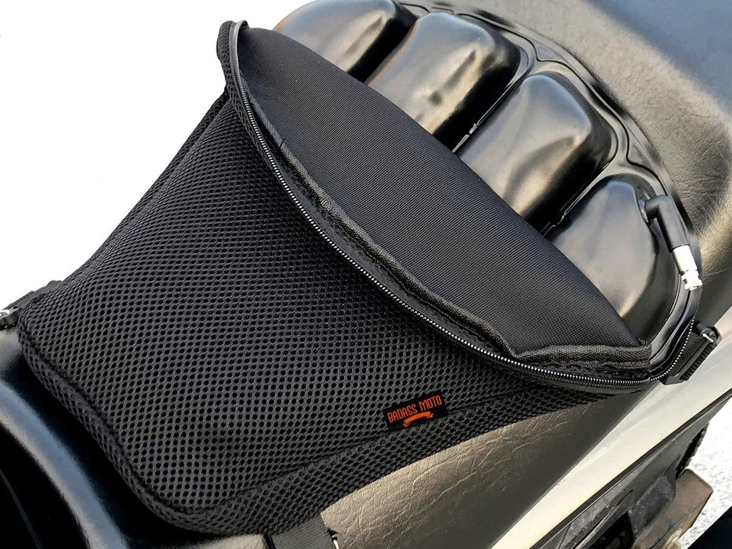 Air Filled Motorcycle Seat Cushion