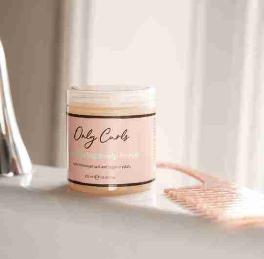 Deep Hydration Hair Mask by Only Curls