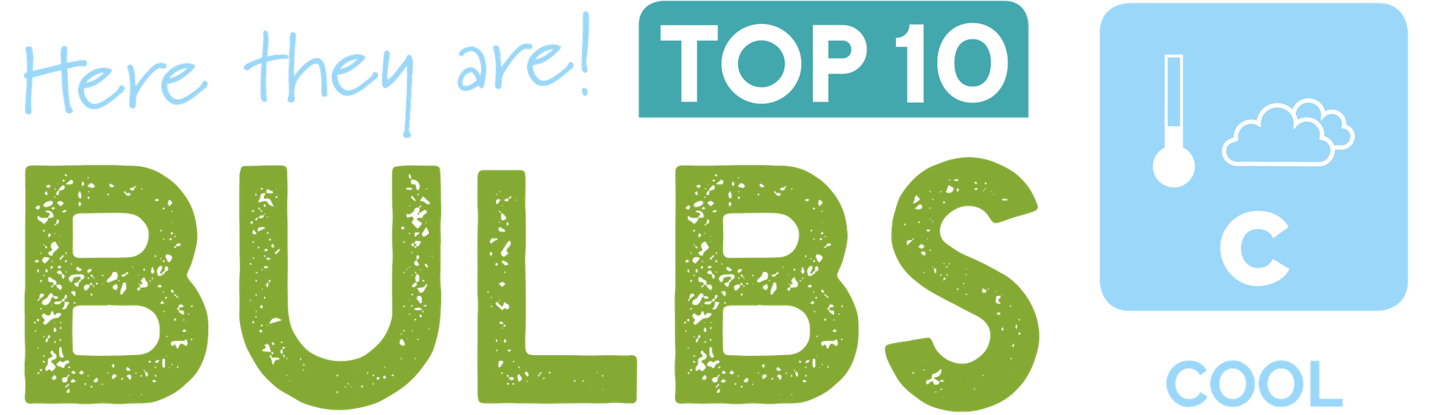 TOP 10 BULBS BANNER for your COOL CLIMATE ZONE in Australia