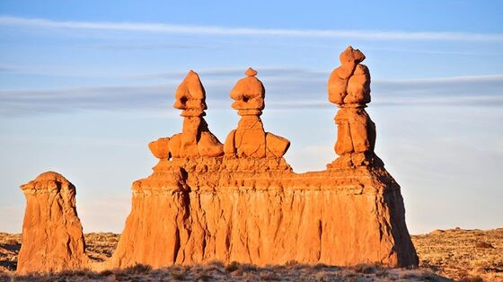 goblin valley state park rv adventure