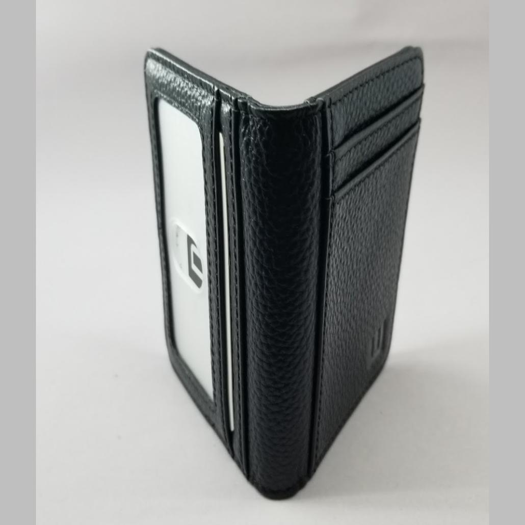 Card Holder with RFID and ID Window - S/ID
