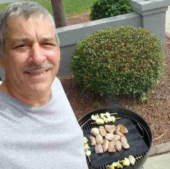 kona bbq grill mat