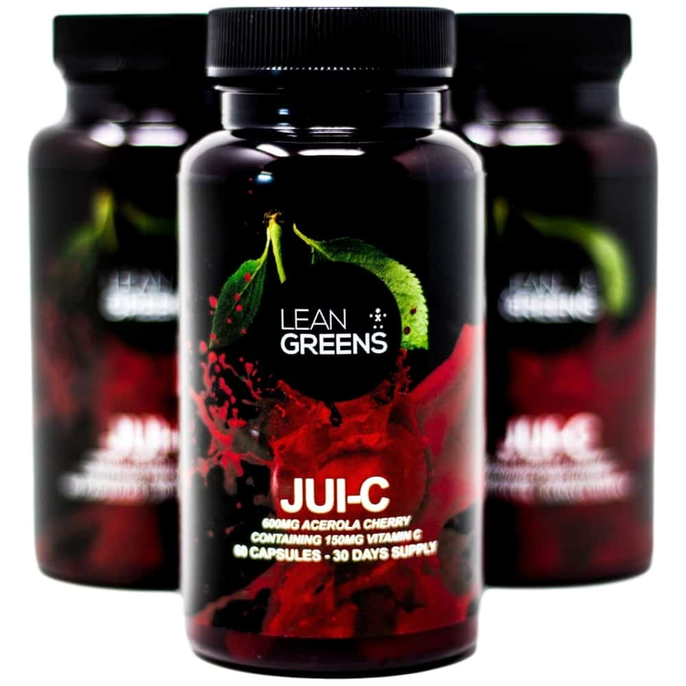 Lean Greens Juic - C Vitamin C Supplement