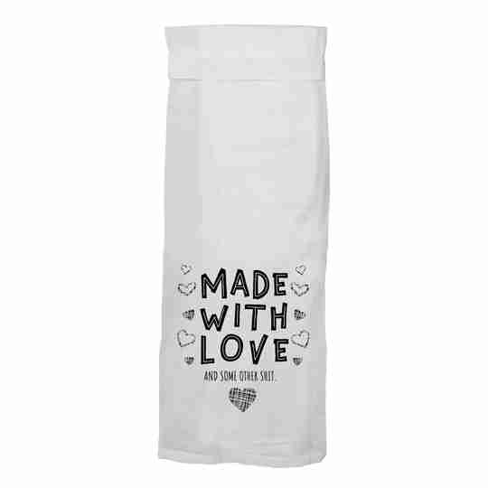 Punny Dish Towel | Twisted Wares®