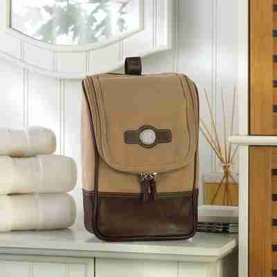 Hanging Canvas Bag for Men's Gifts on Valentine's Day