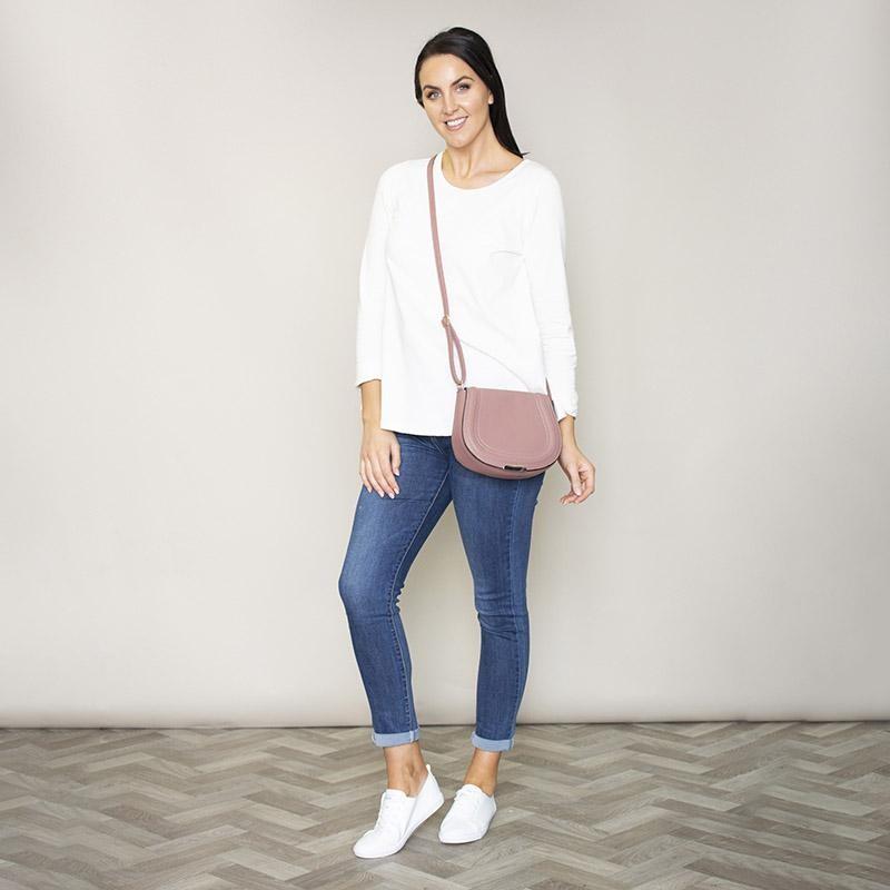 Nina Rose Crossbody Bag