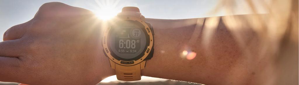 Garmin Instinct Solar GPS
