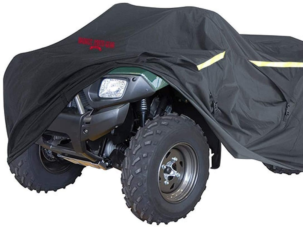 Badass Moto Ultimate ATV cover
