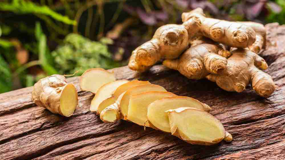 Ginger boosts your immune system
