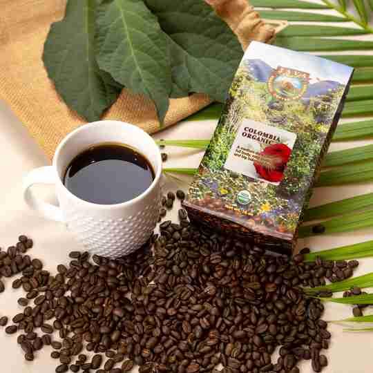 best tasting low acid coffee bird friendly rainforest alliance organic coffee beans