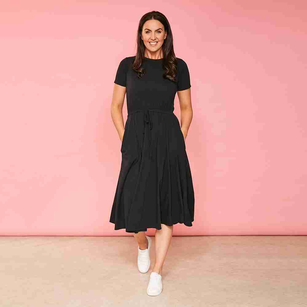 Piper Dress(Black)