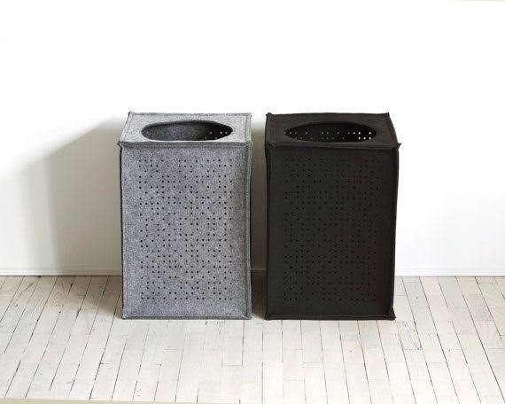 modern laundry hamper