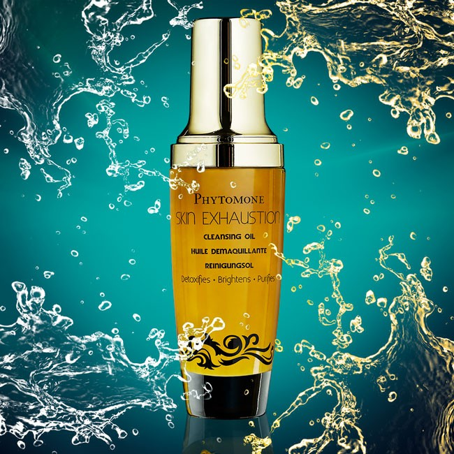 Skin Exhaustion cleansing oil For mature Skin 50ml