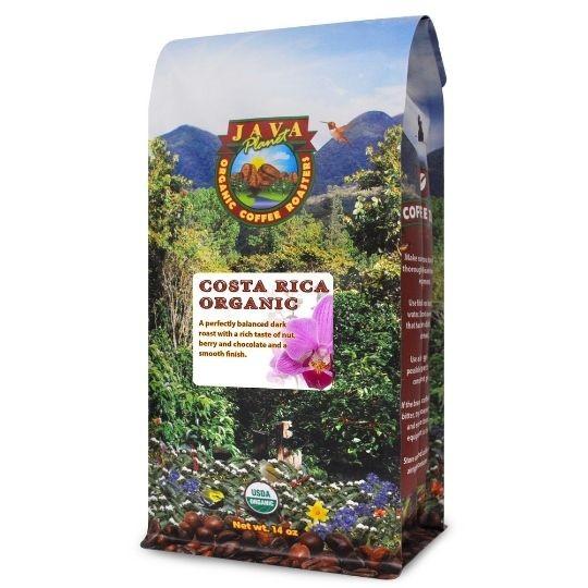 best coffee Costa Rica rican Organic dark roast
