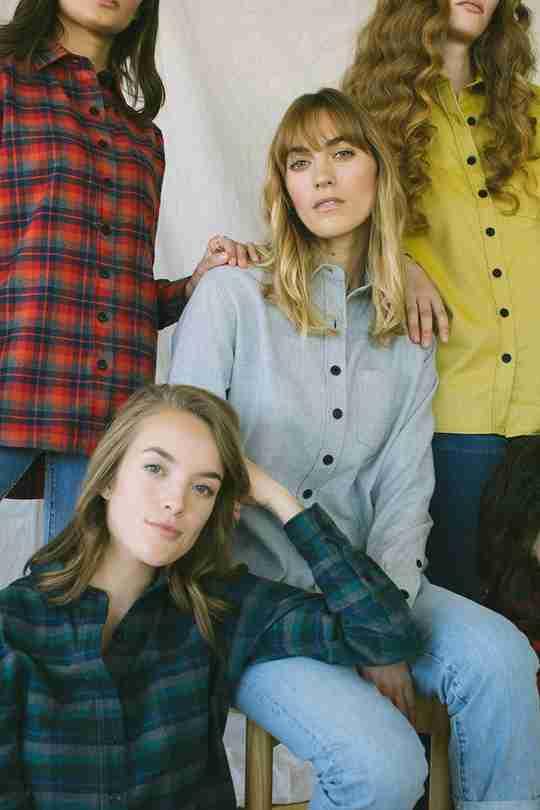 Women's Shirt Jacket | FW18 Women's Flannels