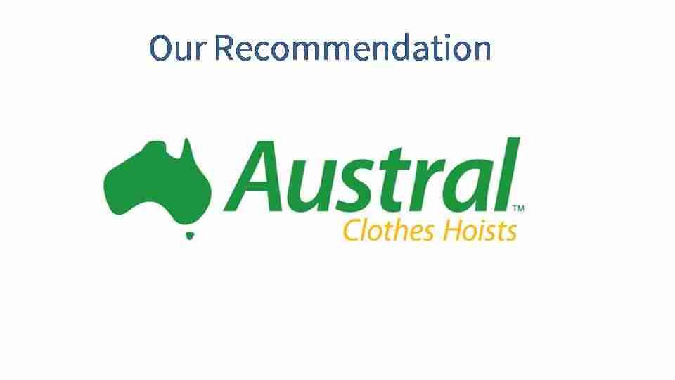 330cm clothesline recommendations