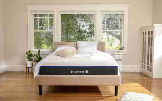 the nectar lush mattress