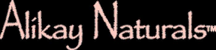 Alikay Naturals official logo.