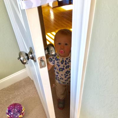 The Door Buddy - Blog - Baby Gate Alternative