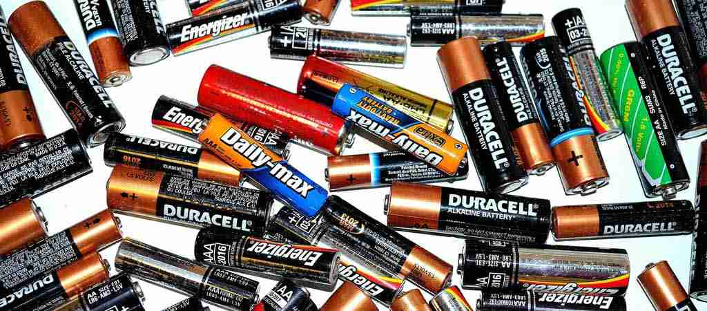Recycling energy batteries