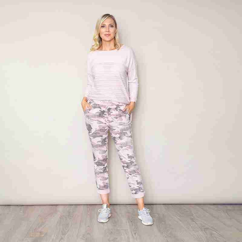 Sophie Joggers (Pink) €39.00
