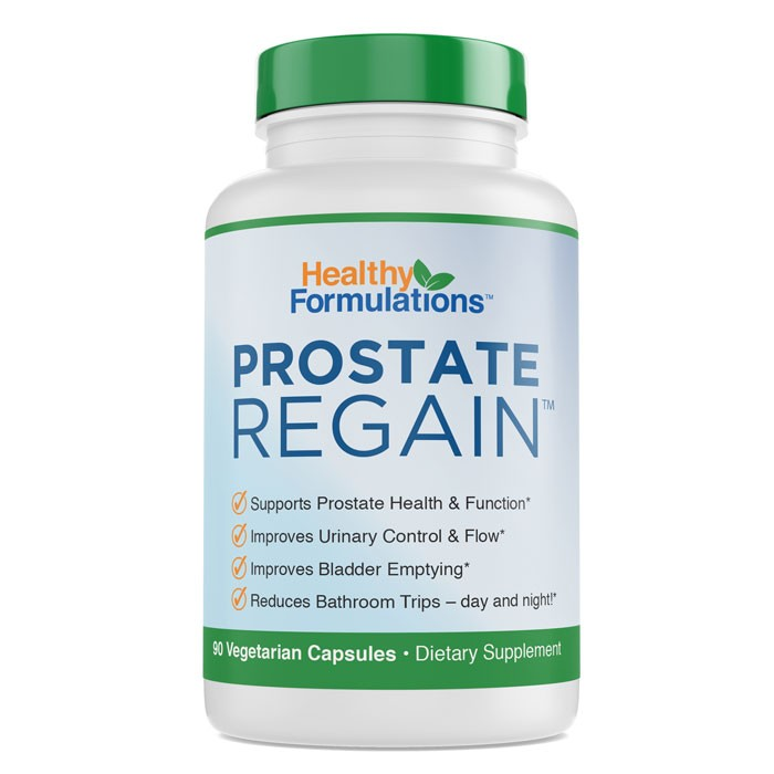Prostate Regain - One Bottle