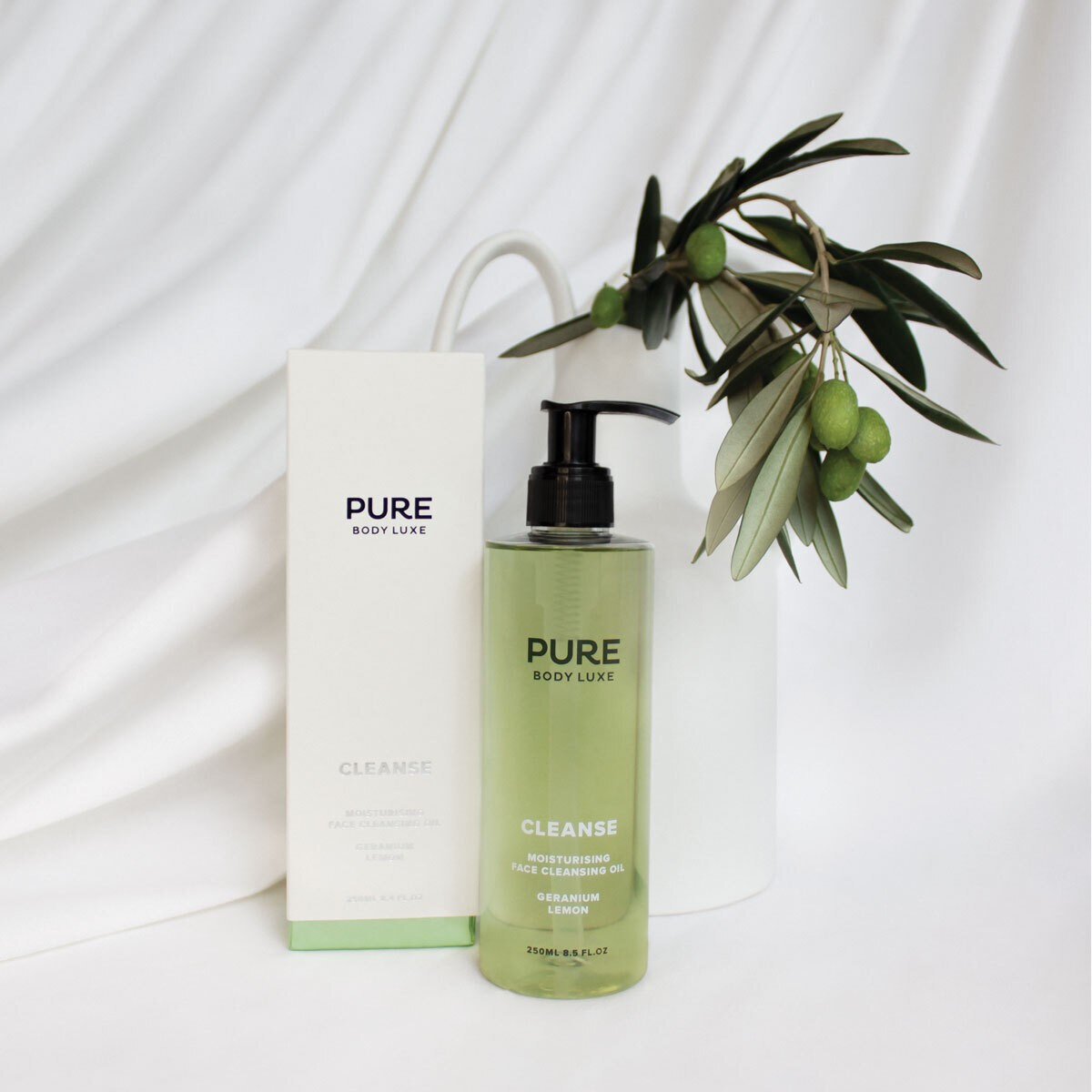 Cleanse Pure Body Luxe