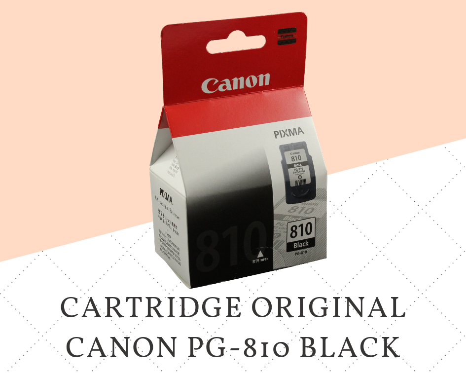 cartridge pg-810
