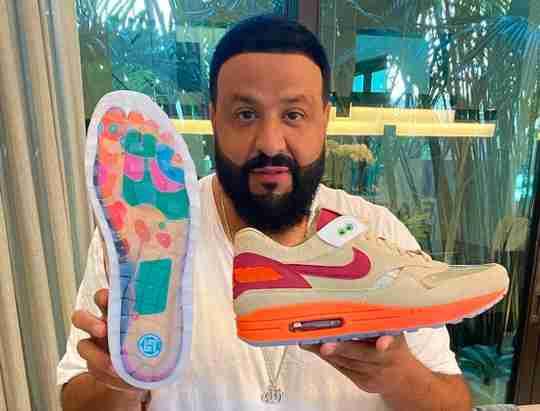 DJ Khaled Clot x Nike Air Max 1 Kiss of Death
