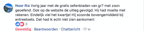 review entreetoets