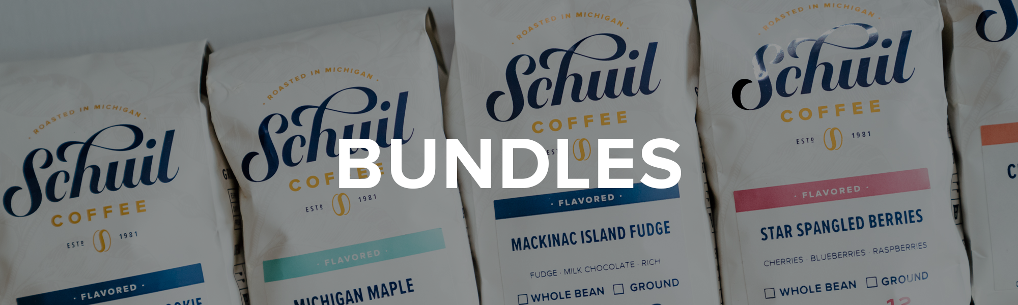 Schuil Coffee Bundles