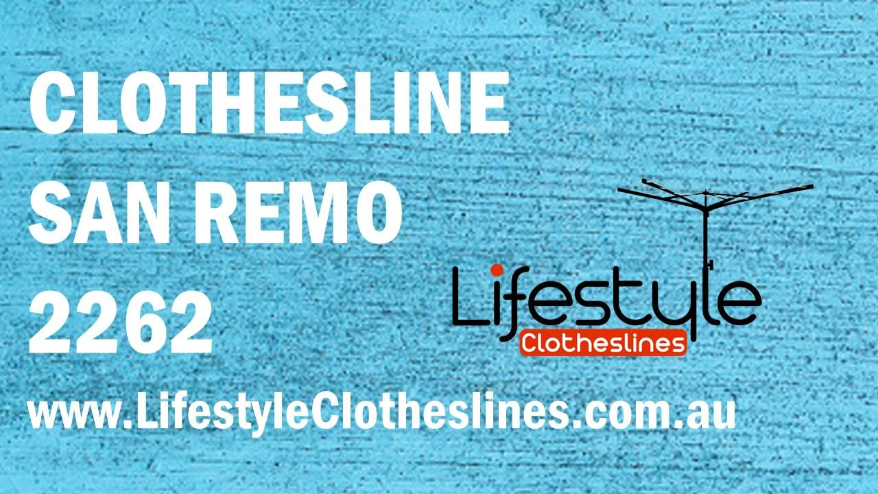 ClotheslinesSan Remo2262NSW