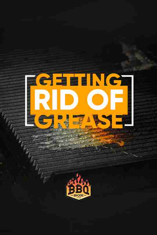 how to remove carbon buildup on grill