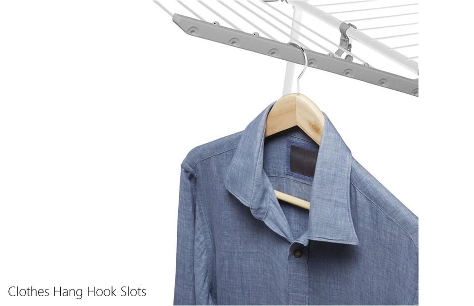 clothes horse versatility