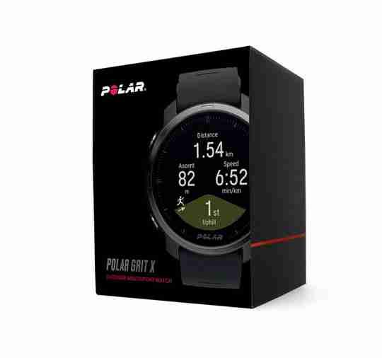 Polar Grit X Retail Box