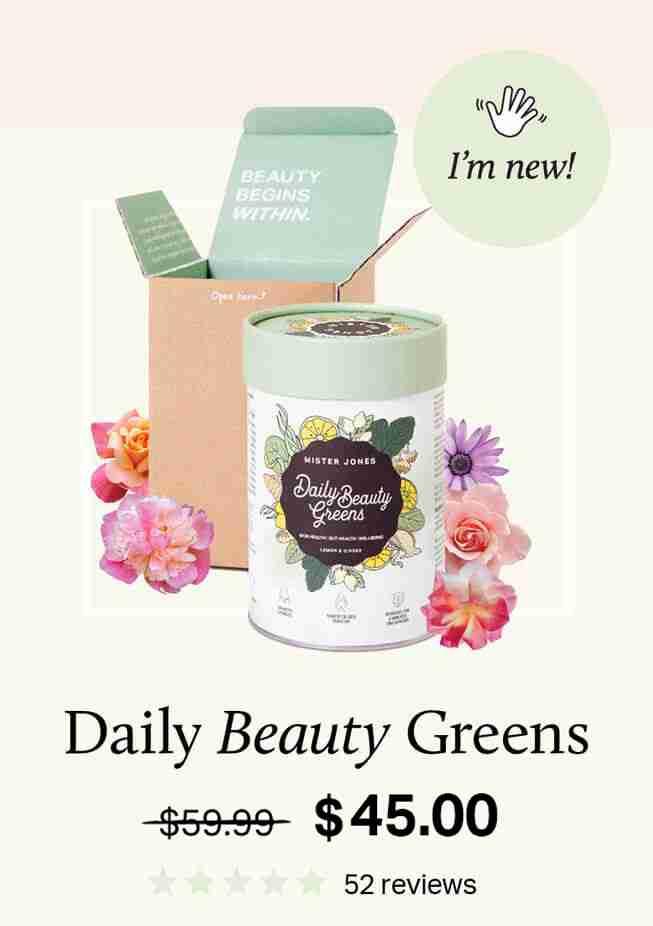 Daily Beauty Greens