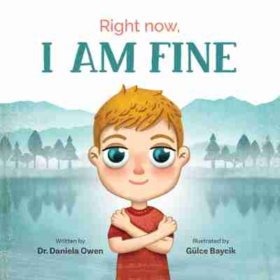 Right Now I Am Fine Book Cover