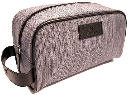 men's travel shaving and toiletry bag