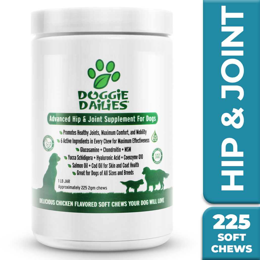 Advanced Hip and Joint Supplement for Dogs