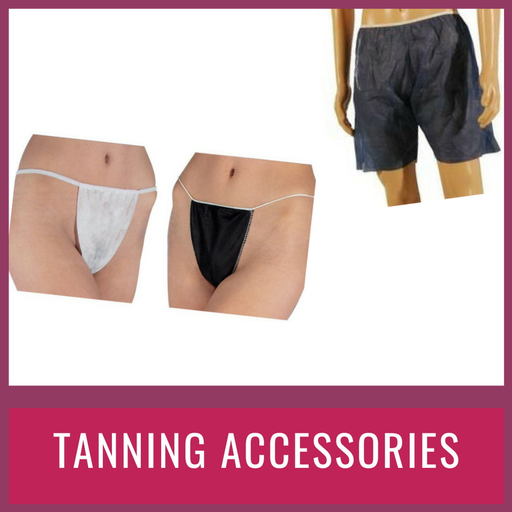 tanning accessories